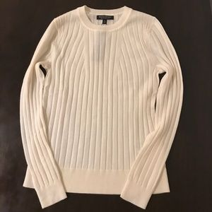 Banana Republic Washable Merino Ribbed Sweater